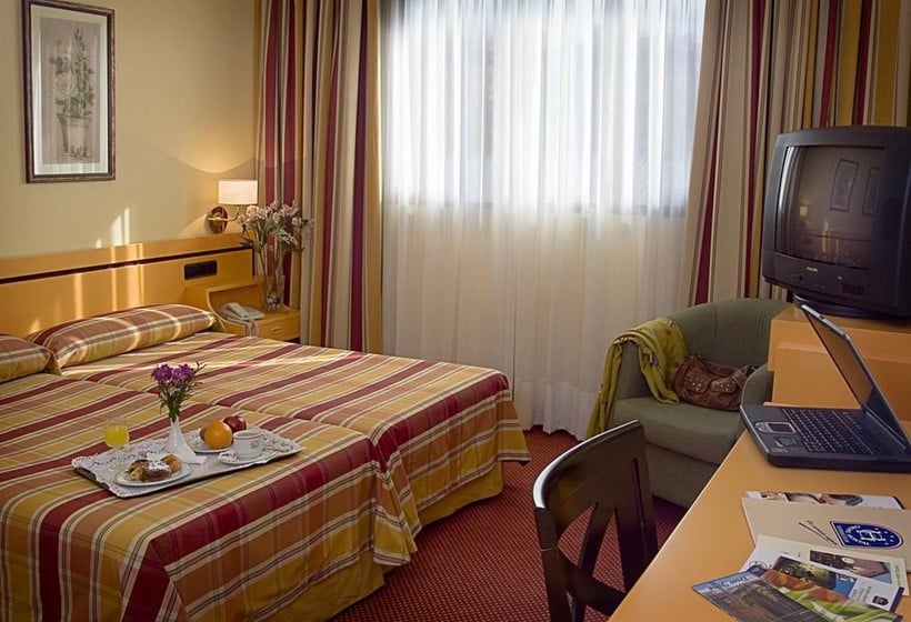 Chambre Hôtel Aida Torrejon de Ardoz