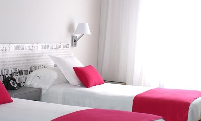 Quarto Hotel Anaco Madrid