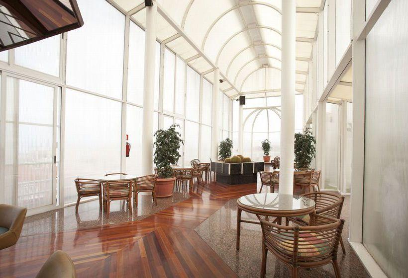 레스토랑 호텔 Bull Astoria 라스팔마스 데 그란 카나리아