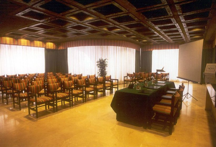 Salas de reuniões Hotel Concorde As Palmas de Gra Canaria
