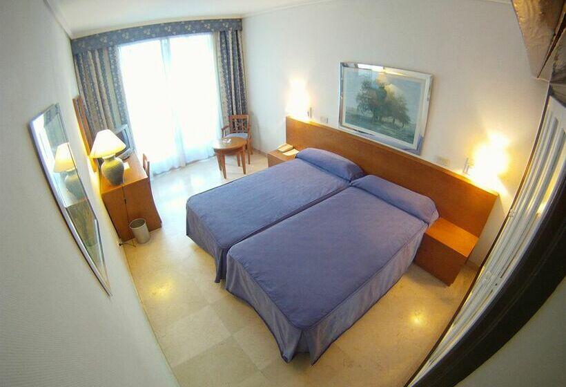 Chambre Hôtel Concorde Las Palmas de Gran Canaria