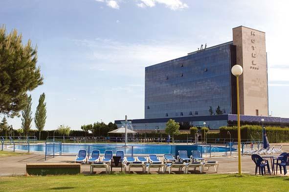 Hotel Cortes De Leon León