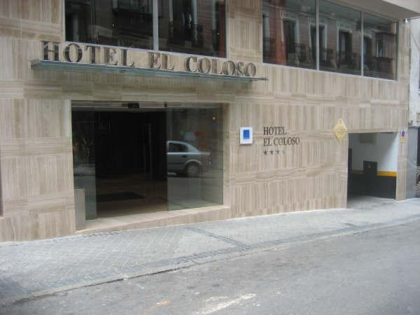 Hotel Exe El Coloso Madrid