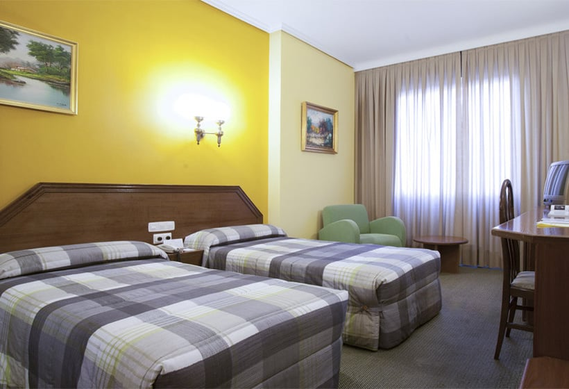 Room Hotel Gran Atlanta Madrid