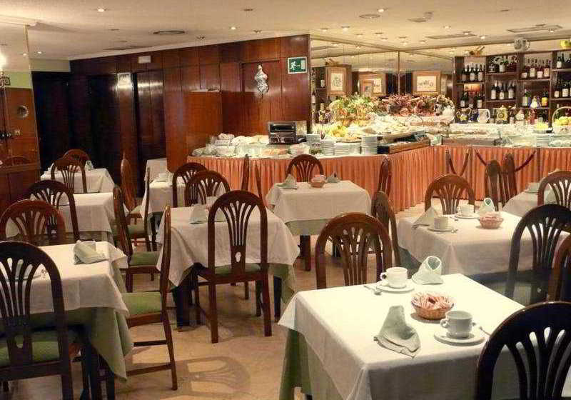 Restaurant Hotel Gran Atlanta Madrid