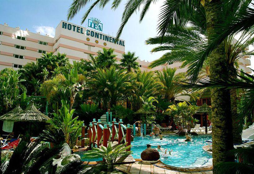 בריכה בית מלון כפרי IFA Continental פלאיה דל אינגלס