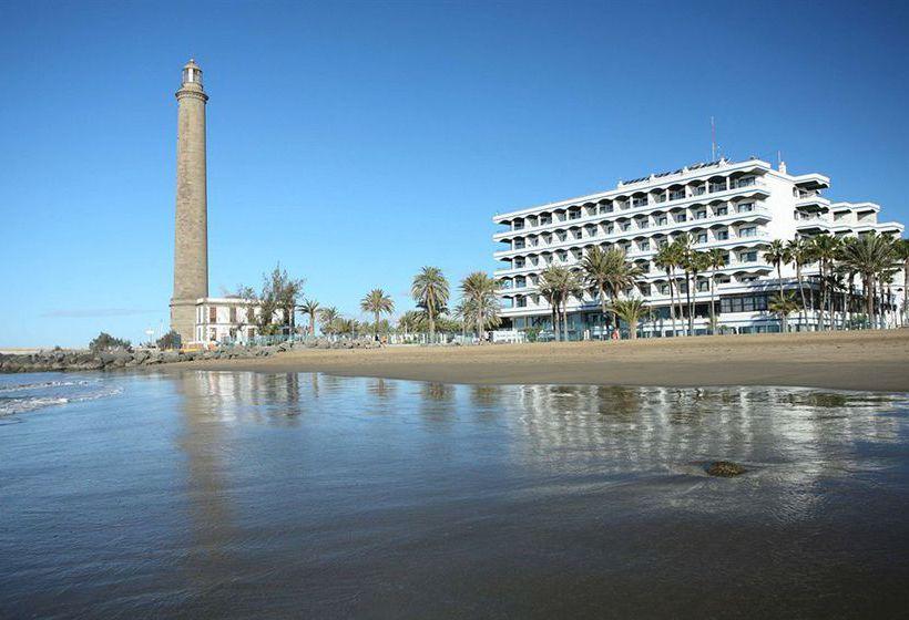 Aussenbereich Hotel IFA Faro Maspalomas