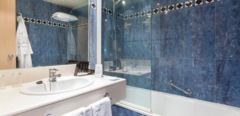 Salle de bain Hôtel Meliá Tamarindos San Agustin