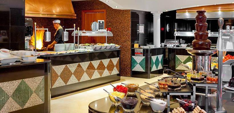 Restaurant Hotel Meliá Tamarindos San Agustin