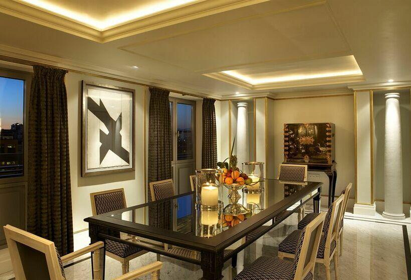 Hotel villa magna in madrid starting at 162 destinia - Villamagna hotel madrid ...