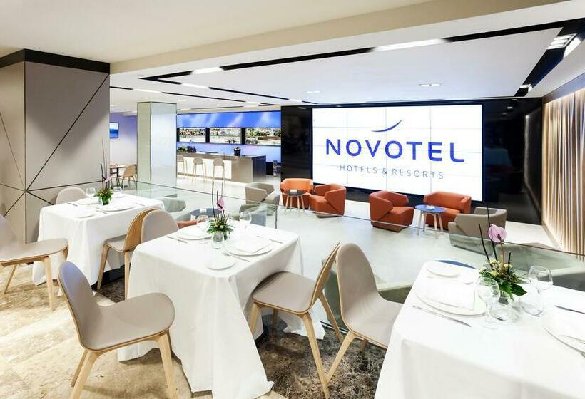 Restaurant Novotel Madrid Center