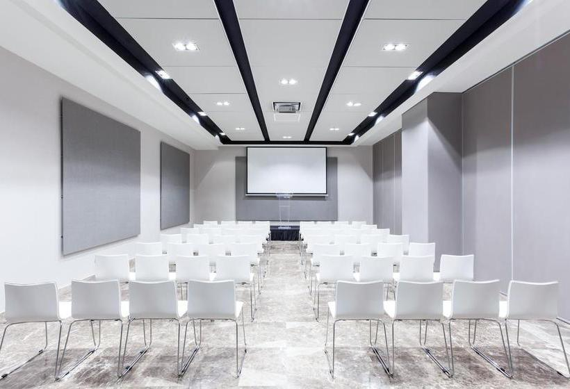 Vergaderingsruimte Novotel Madrid Center