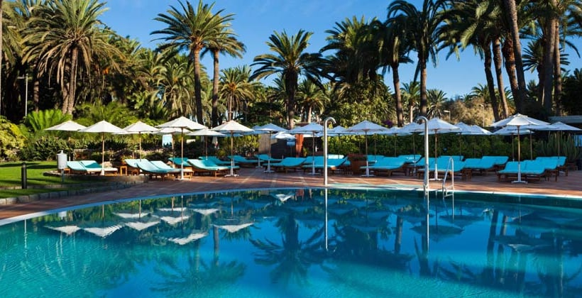 Swimming pool Seaside Hotel Palm Beach Maspalomas
