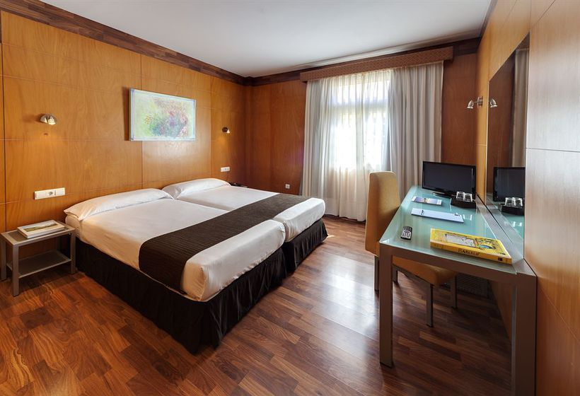 Zimmer Hotel Occidental Santa Cruz Contemporáneo Santa Cruz de Tenerife