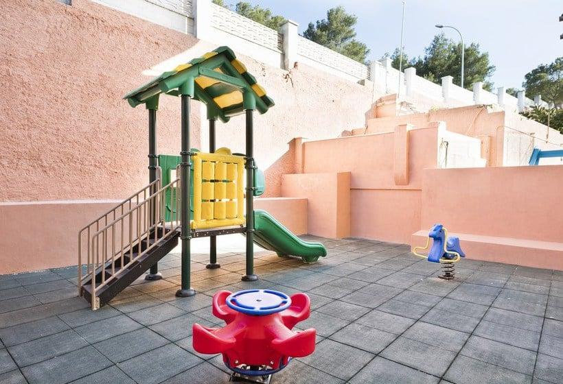 Kindereinrichtungen Hotel Best Cap Salou