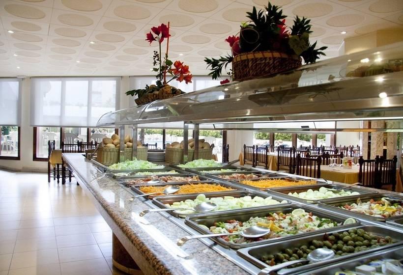Restaurant Hotel Garbi Park Lloret de Mar