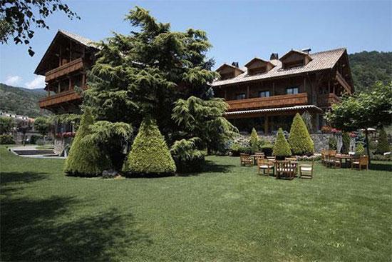 Hotel Grèvol Llanars
