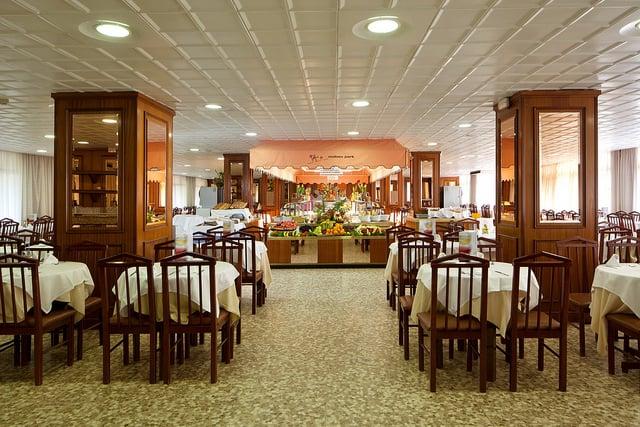 Restaurant Hôtel H Top Molinos Park Salou