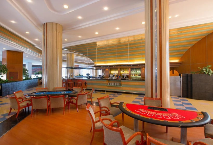 Cafeteria Hotel Iberostar Bouganville Playa Costa Adeje