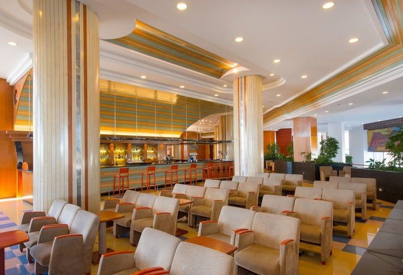 カフェ ホテル Iberostar Bouganville Playa Costa Adeje
