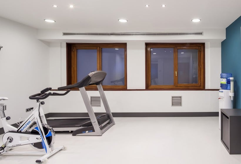 Sports facilities Hotel Ilunion Bilbao