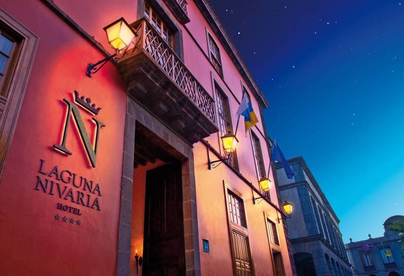ホテル Laguna Nivaria ラ・ラグーナ