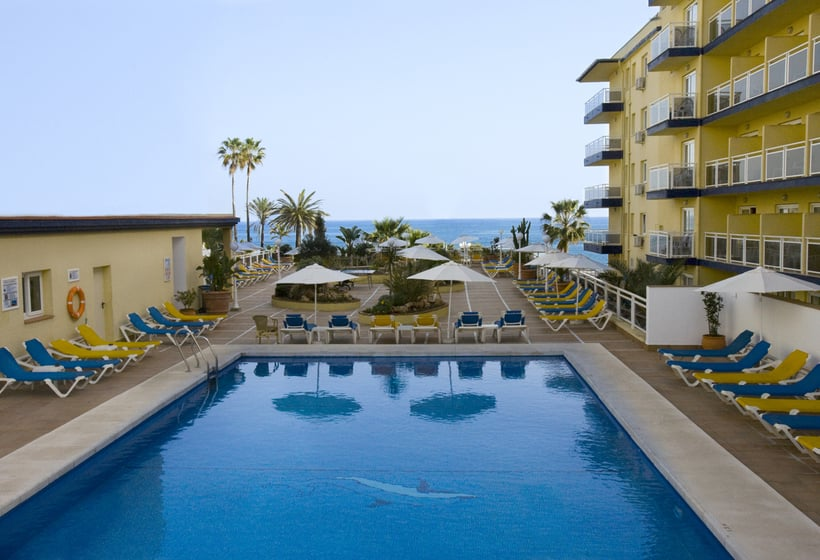 Swimming pool Hotel Las Arenas Benalmadena