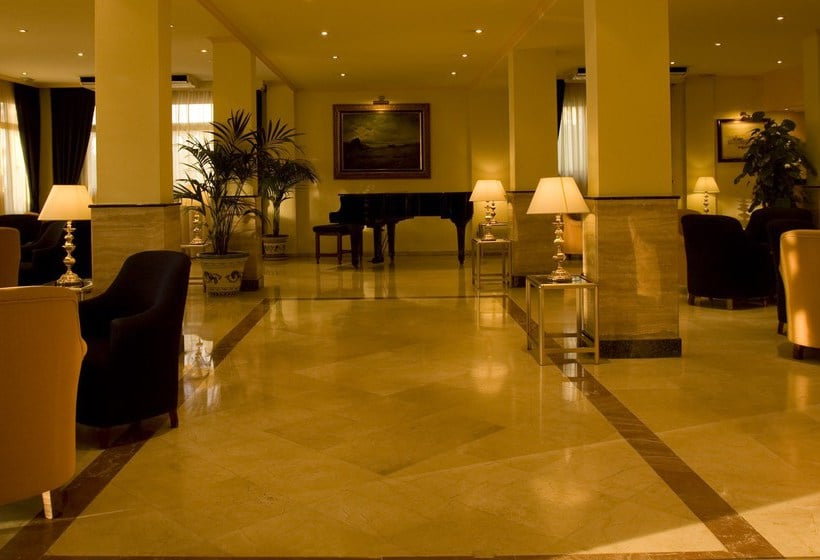Espaces communs Hôtel Las Arenas Benalmadena