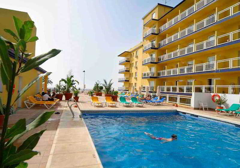 ホテル Las Arenas ベナルマデナ