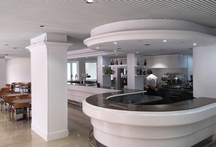 Front desk Hotel Marina Sand Lloret de Mar