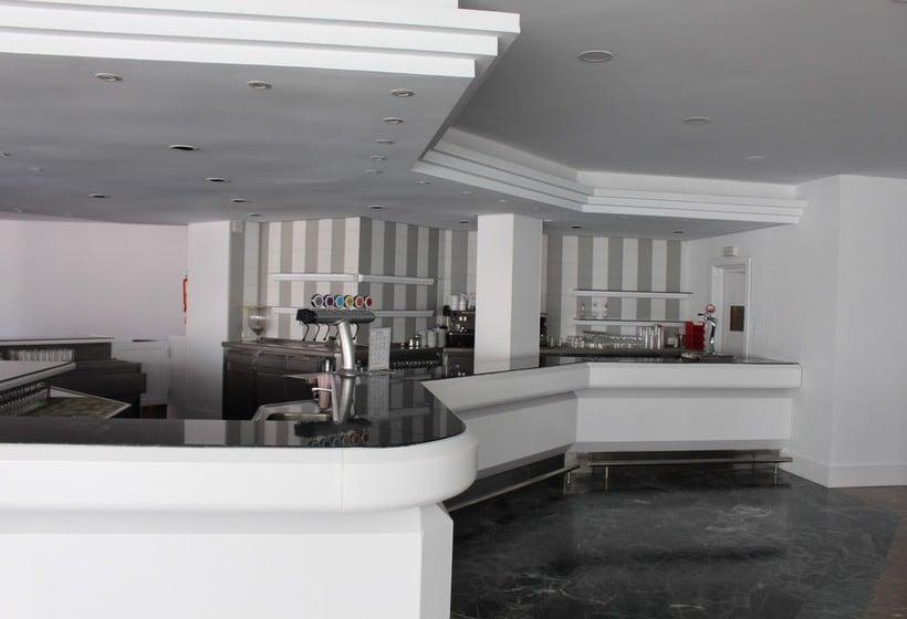 Cafétéria Hôtel Marina Sand Lloret de Mar