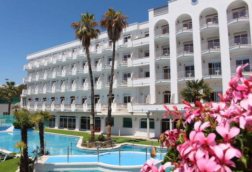 Swimming pool Hotel Marina Sand Lloret de Mar