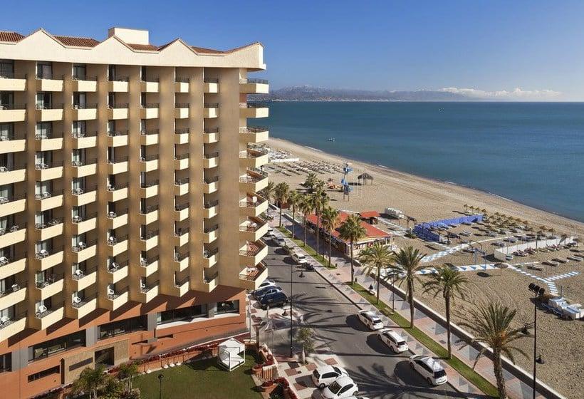 Aussenbereich Hotel Meliá Costa del Sol Torremolinos