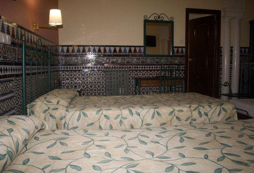 غرفة فندق Montecarlo إشبيلية