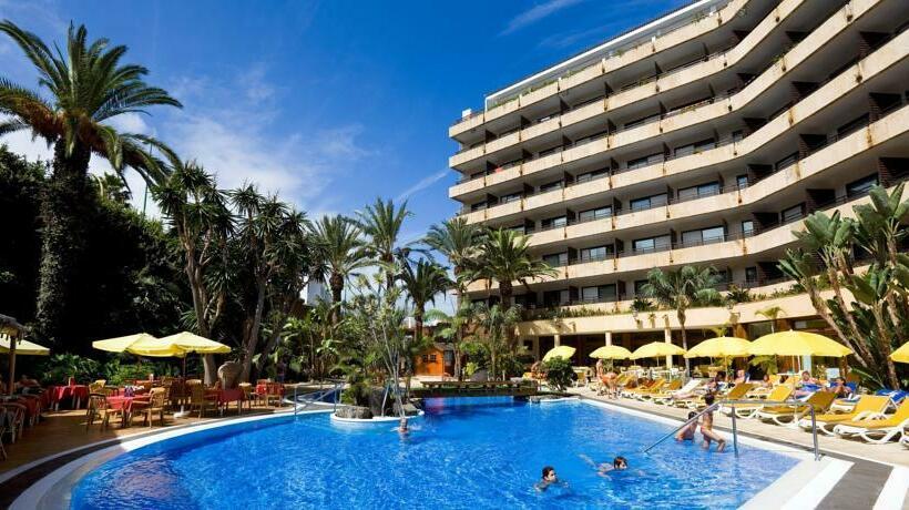 Aussenbereich Hotel Puerto de la Cruz