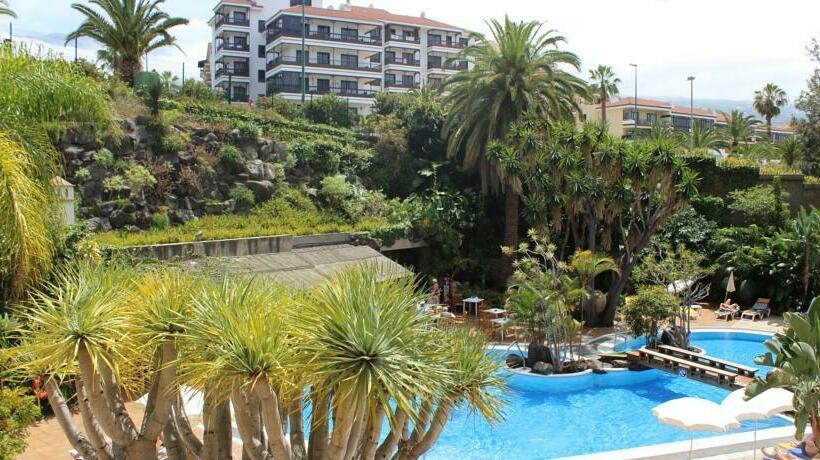 Schwimmbad Hotel Puerto de la Cruz