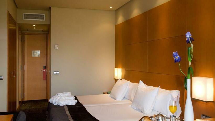 部屋 ホテル Silken Al-Andalus Palace セビリア