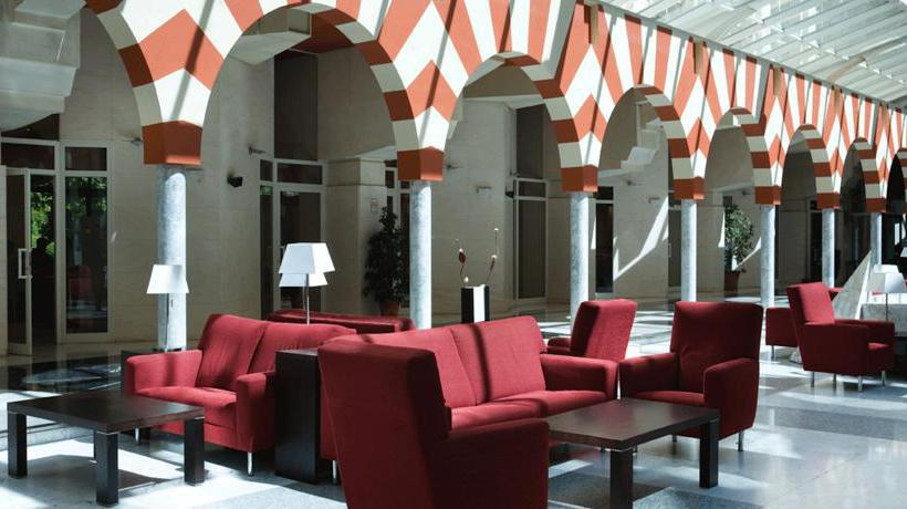 Common areas Hotel Silken Al-Andalus Palace Seville
