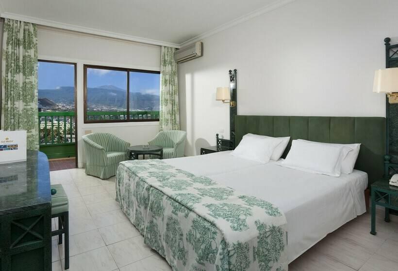 Habitación Hotel Sol Puerto Playa Puerto de la Cruz