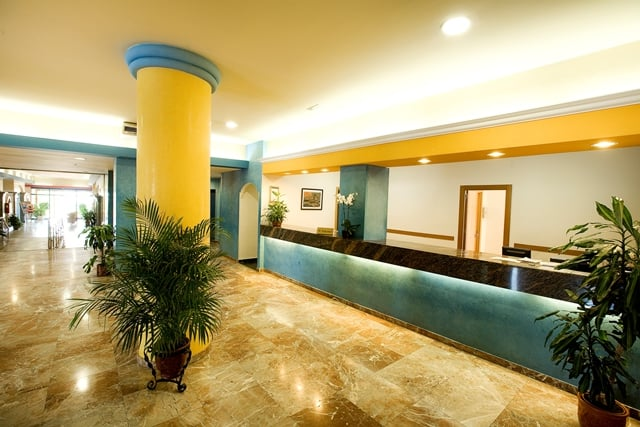 Hotel Monarque Torreblanca Fuengirola