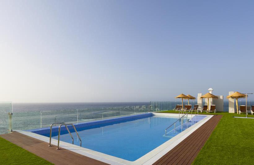 Schwimmbad Hotel Vallemar Puerto de la Cruz