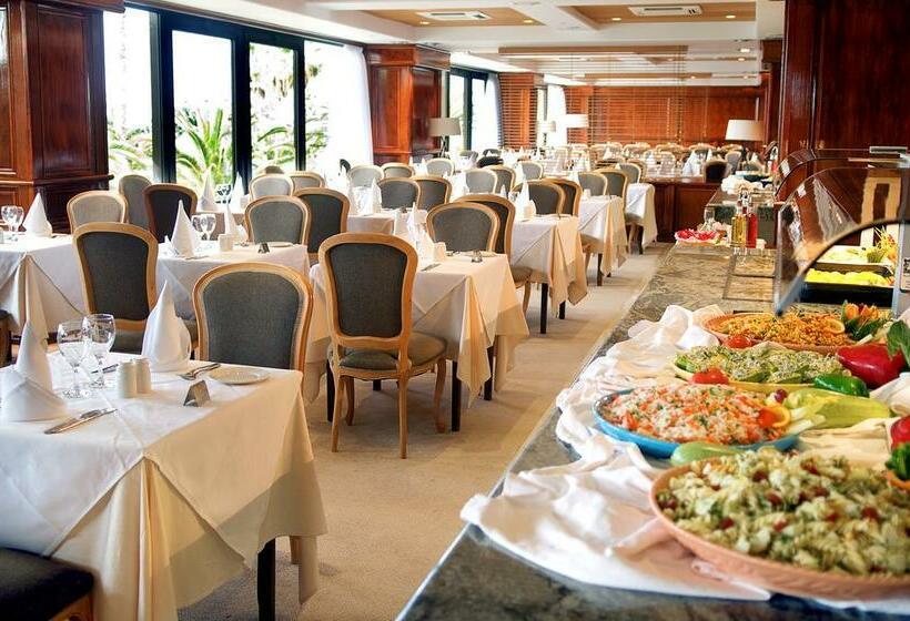 Restaurant Hotel Vallemar Puerto de la Cruz