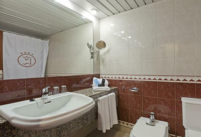 Badezimmer Hotel Vallemar Puerto de la Cruz