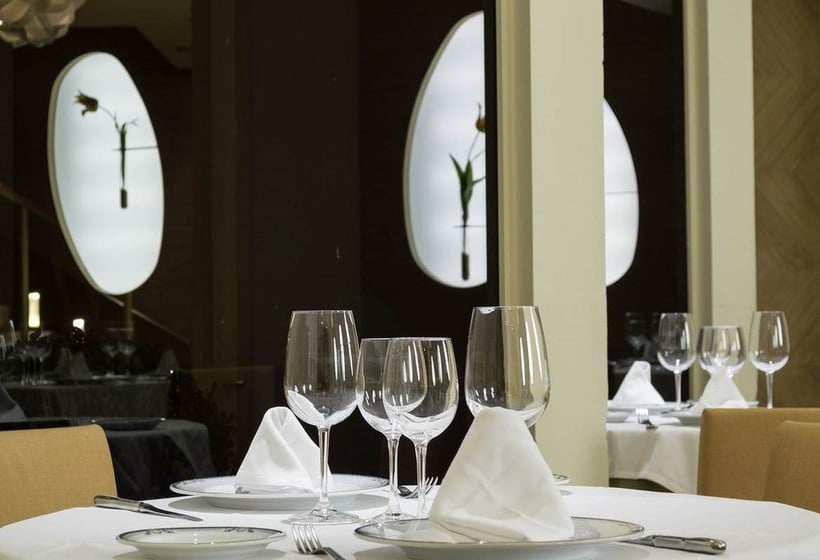 Restaurant Hôtel Zentral Parque Valladolid