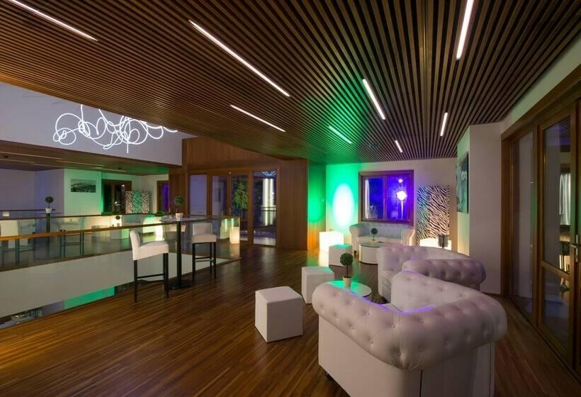 カフェ Iberostar Grand Hotel Mencey サンタ・クルス・デ・テネリフェ
