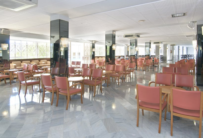 Cafetería Medplaya Bali Benalmádena