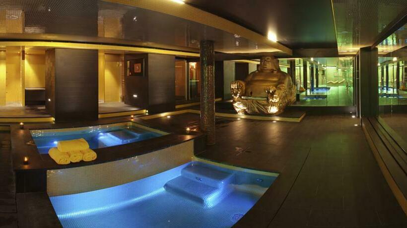 Wellness Hotel Cosmopolita Platja d'Aro