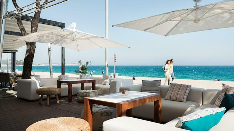 Terrasse Hotel Cosmopolita Platja d'Aro