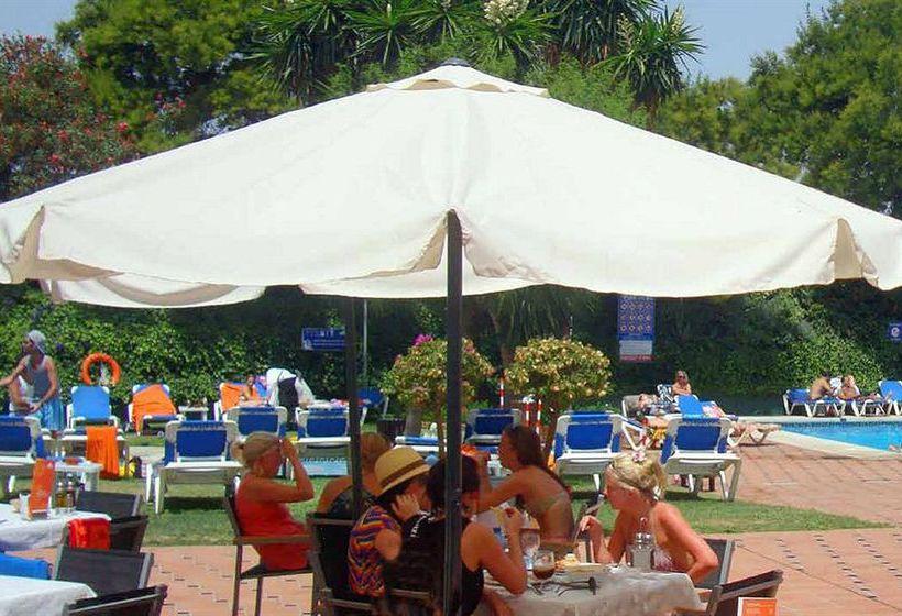 Café Aparthotel PYR Marbella