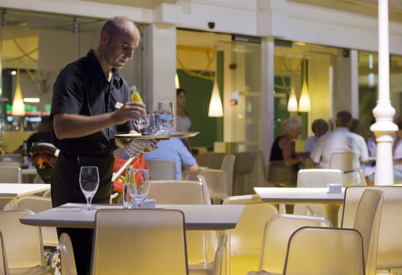 Restaurant Hotel Agir Benidorm